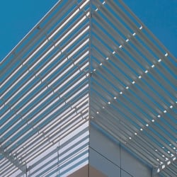Sun Louvres - Sun Control by Hunter Douglas Architectural Products